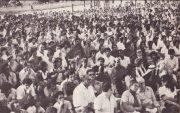 الاجتماع التأبيني في عرابة, أيار 1976