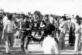The Kafr Kassem massacre's twentieth anniversary, Oct. 29, 1976.