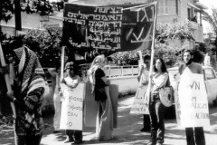 Against the Syrian invasion of Lebanon - Nicosia, June 14, 1976