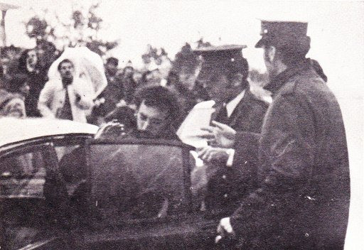 יהודים וערבים בהפגנה נגד מעלה-אדומים - התערבה המשטרה ללא סיבה