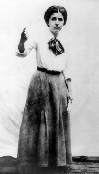 אליזבת פלין (1890 - 1964)