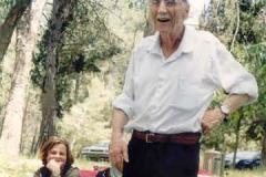 דב שס בפיקניק של מצפן 1 במאי 2003