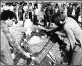 יום הזיכרון העשרים לטבח כפר קאסם, 29 באוקטובר 1976 -3