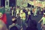 הפגנת השמאל המהפכני בליסבון 4, פורטוגל, אוגוסט 1975 (צילום: אביבה עין-גיל)