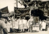 חברי מצפן בהפגנה בינלאומית 1: ניקוסיה, 14 ביוני 1976